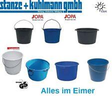 Baueimer / Mörteleimer / Eimer / Mörtelkübel - stabil , teils kranbar , günstig
