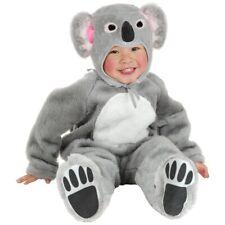 Little Koala Bear Plush Animal Costume Halloween Fancy Dress