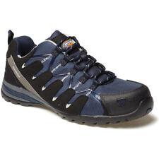Dickies Mens Workwear Tiber Super Safety Trainer Navy Blue FC23530N