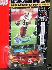 NFL 2004 Diecast Hummer H2, Washington Redskins, NEW