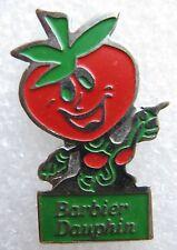 Pin's Fruits légumes TOMATES Barbier Dauphin #1261