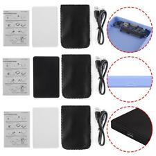 "USB 3.0 2.5"" SSD HD Hard Drive Disk SATA External Enclosure Case Cover Box FT"