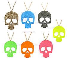 SUGAR Skull Floreale Costume Di Halloween Gioielli Collana