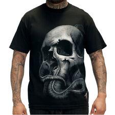 Sullen Clothing Art Collective T-Shirt - Tyrrell Tattoo Skull Schädel Oktopus