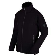 Regatta Mens Castiel Windproof Softshell Winter Warm Outdoor Work Jacket Black