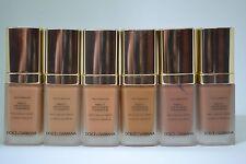 Dolce & Gabbana Perfect Matte Liquid Foundation BNIB 30ml SPF20 -Various shades-