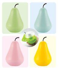 Mini Handheld Cute Fruit theme Pear USB Rechargeable Super Cooling Cooler Fan