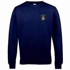 HMS Rothesay bestickt Sweatshirt