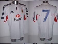 British Lions DIVERS NOMS Entièrement neuf dans sa boîte XL Adidas Entraînement Rugby Union shirt jersey