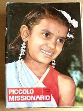 Piccolo Missionario 3 1970 Il Cristoforo delle Indie (San Francesco Sav- Ciriciò