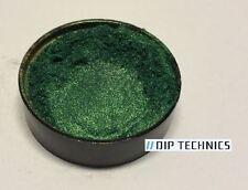 Verde Scuro Perla pigmento in polvere vernice DIP PERLE 5G 25g PLASTI DIP NAIL ART