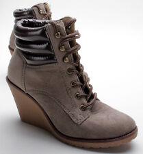 Buffalo Stiefel 10331 VT SYN MICRO SUEDE Caribu 01