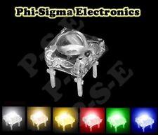 Piranha/Super flujo LED-Dome 5 Mm-Varios Colores