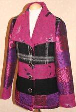 Nouveauté 2010 ! Veste/caban STQ Pink collection hiver 2010SAVE THE QUEEN