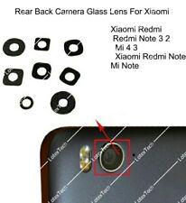 Genuine Xiaomi Redmi Rear Back Camera Glass Lens + Adhesive