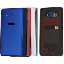 New OEM Original Housing Sapphire Glass Rear Battery Back Cover Door For HTC U11