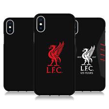 LIVERPOOL FC LFC DESIGN DIVERS COQUE EN GEL NOIR POUR APPLE iPHONE TÉLÉPHONES