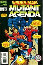 Spider-Man Mutant Agenda 0,1,2,3 NM X-MEN SET Marvel