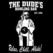 The dude Bowling BARRE Grand Lebowski T-shirt inspiré XXXL XXXXL XXXXXL bowling