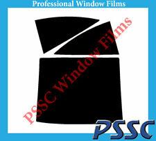 PSSC Pre Cut Rear Car Window Films - Renault Megane Cabriolet 2010 to 2016