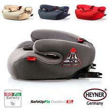 Premium safe child car booster seat with ISOFIX JUNIOR 3 group 22-36kg HEYNER®