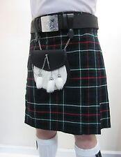 Mackenzie Tartan Scottish Kilt   Waist Sizes 30 - 52