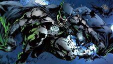 BLACKEST NIGHT SONDERBAND Panini DC Comic