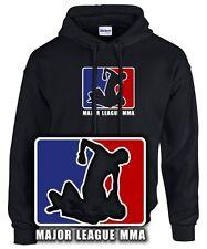 MAJOR LEAGUE MMA Sweatshirt Hoodie * Ultimate Fighting ufc Muay Thai Boxing