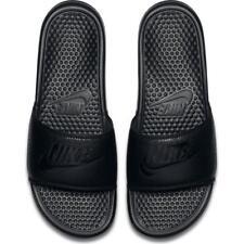 Ciabatta Nike uomo BENASSI 343880-001 Nera