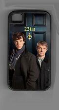 L@@K! Sherlock Holmes & Watson 221 B Baker Street cell case iPhone iPod Samsung