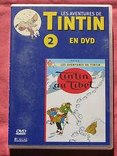 LES AVENTURES DE TINTIN - TINTIN AU TIBET ATLAS n°2 - DVD