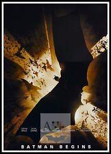 Batman Begins                 Year 2005 Movie Posters Classic Films