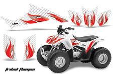 AMR RACING ALL TERRAIN QUAD STICKER WRAP ATV GRAPHIC KIT HONDA TRX 90 06-16 TMRW