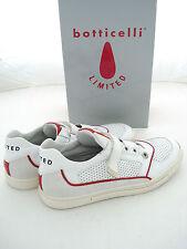 Botticelli Sport Limited Sneaker Nappa Bianco Gr 30 38 40