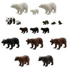 Grizzly Ours Kodiak Marron 3830 7225 4057 PLAYMOBIL X372 FORET