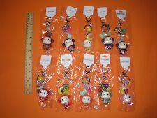 New ! Cute Monkey Key Chain Keychain  Key Charm Backpack Charm Assorted Color