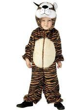 Costume Carnevale Bambino travestimento Tigre smiffys  *07419