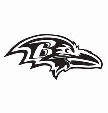 Baltimore Ravens NFL Football Vinyl Die Cut Car Decal Sticker - FREE SHIPPING