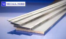 Aluminium Flach von 10x3 - 150x10 AW-6060 AlMgSi0,5 Flachstange Alu Profil Stab