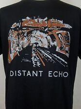 THE JAM T-shirt verso il basso nel tubo Stazione a mezzanotte Paul Weller lontane ECHO
