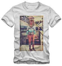 T-shirt /Maglietta tiger head by kraz