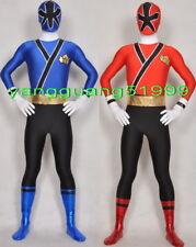 Fantasy Super Hero Suit Outfit Unisex Lycra Superhero Suit Catsuit Costumes F155