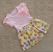 New Beautiful Girls Summer Dress Size: 2, 3, 4