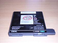 IBM 2611 Slimline DISCHETTO Drive (lunetta nera) 08k9606 13n6767 21p5892 27l4378