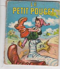 Germaine Bouret - Le Petit Poucet. 1954 coll. Pavillon