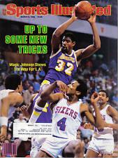 1984 3/5,Sports Illustrated,Basketball,magazine,Magic Johnson,Los Angeles Lakers