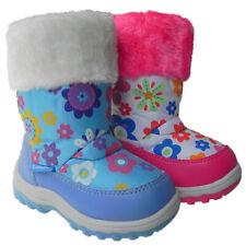 Mädchen Boots Kinder Winter Jungen Stiefel Warmfutter Gr. 24 - 35 Art.-Nr.GB303