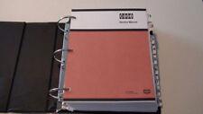Case 580D/Super D Loader Backhoe Service Manual Repair Shop Book NEW with Binder
