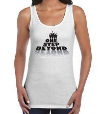 One Step Beyond Women's Vest Tank Top - Ska Mod Madness T-Shirt