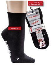 Diabetiker-Socken Gesundheitssocken für Problemfüße EXTRA BREIT ohne Gummi 35-50